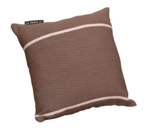 Cushion Habana Chocolate square